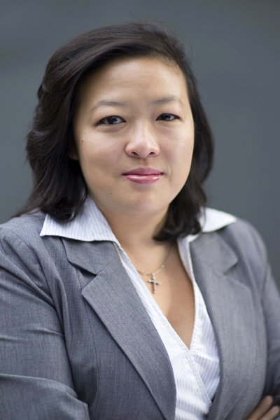 Dr Hannah Chan headshot