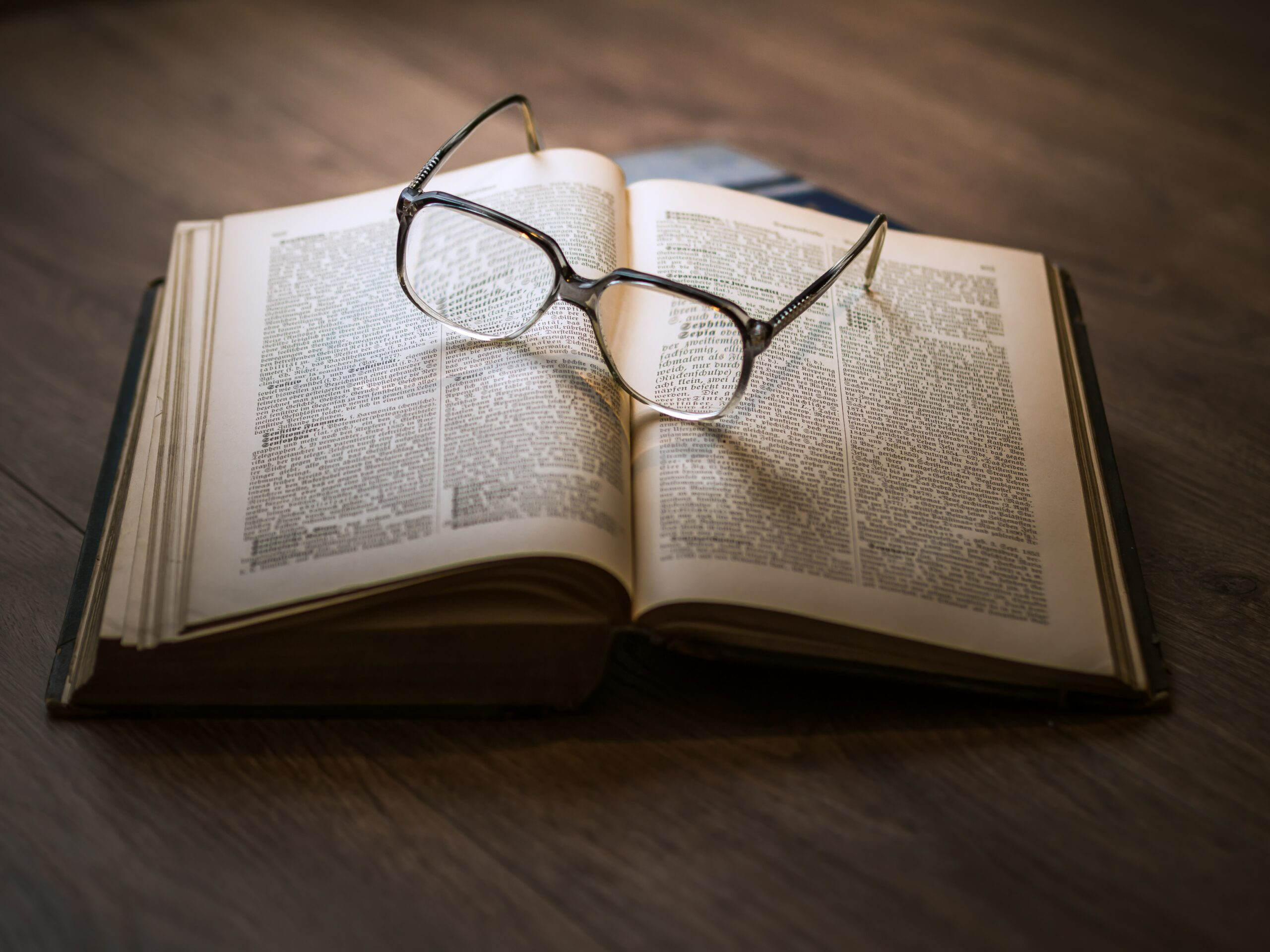 Image of Open Book