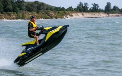 Richard Shares His Journey with Jet Skiing and Lip Problems